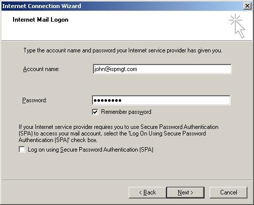 wachtwoord server imap.gmail.com